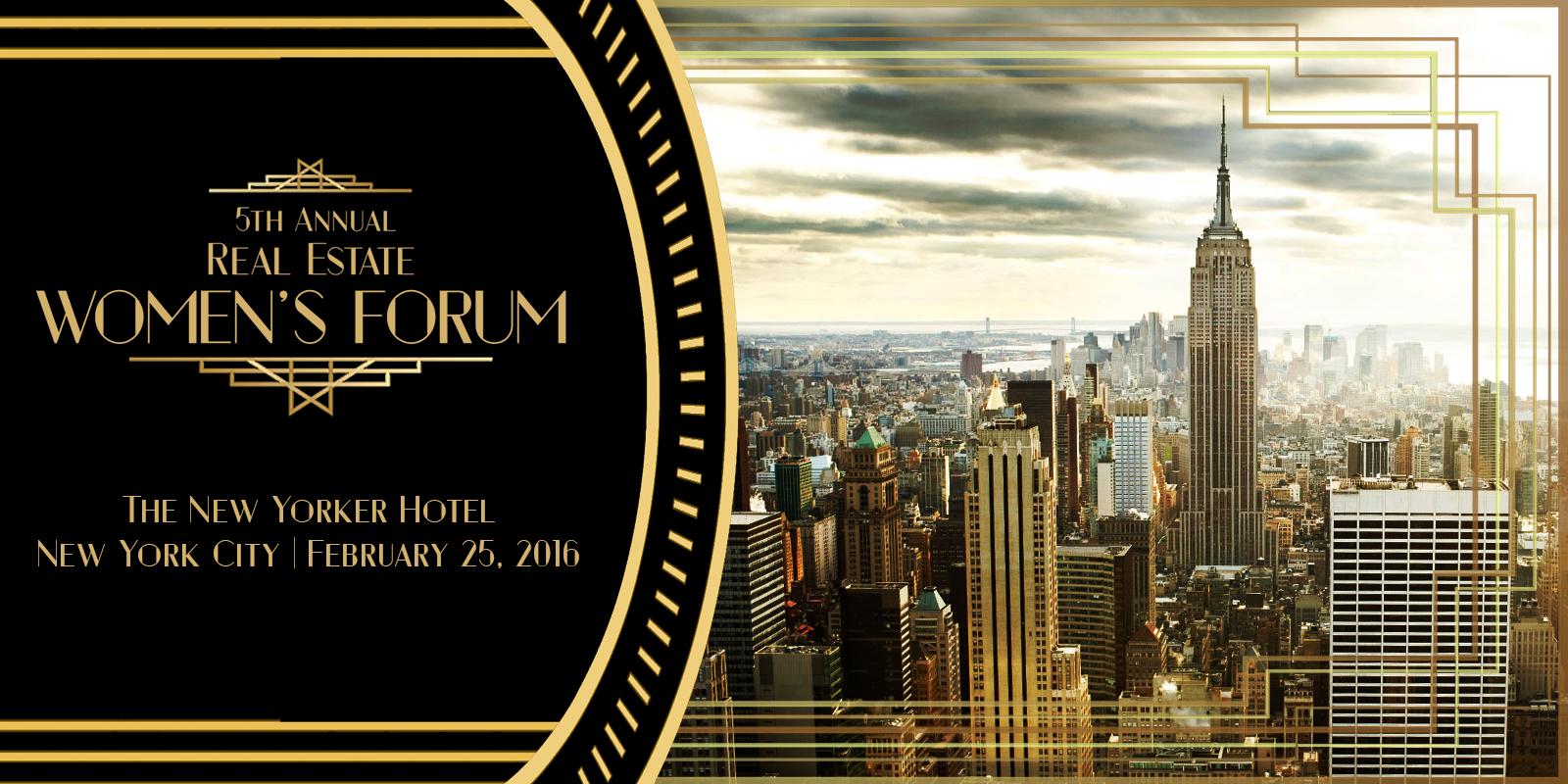 5th Annual Real Estate Women's Forum