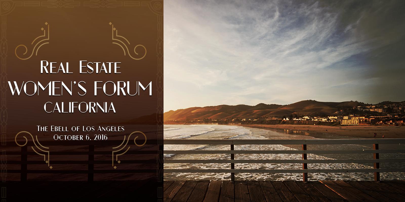 Real Estate Women's Forum California