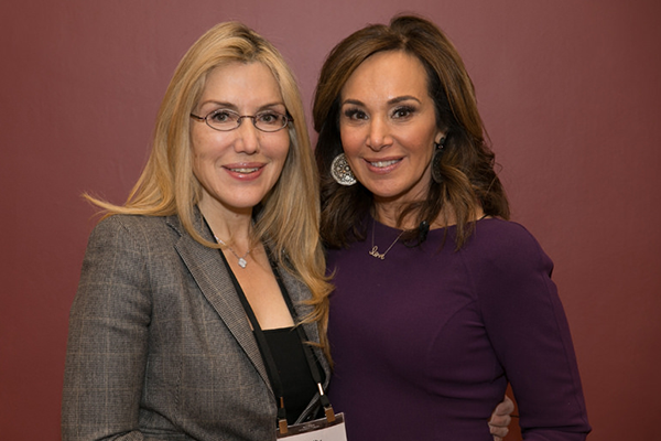 Dolly Lenz & Rosanna Scotto