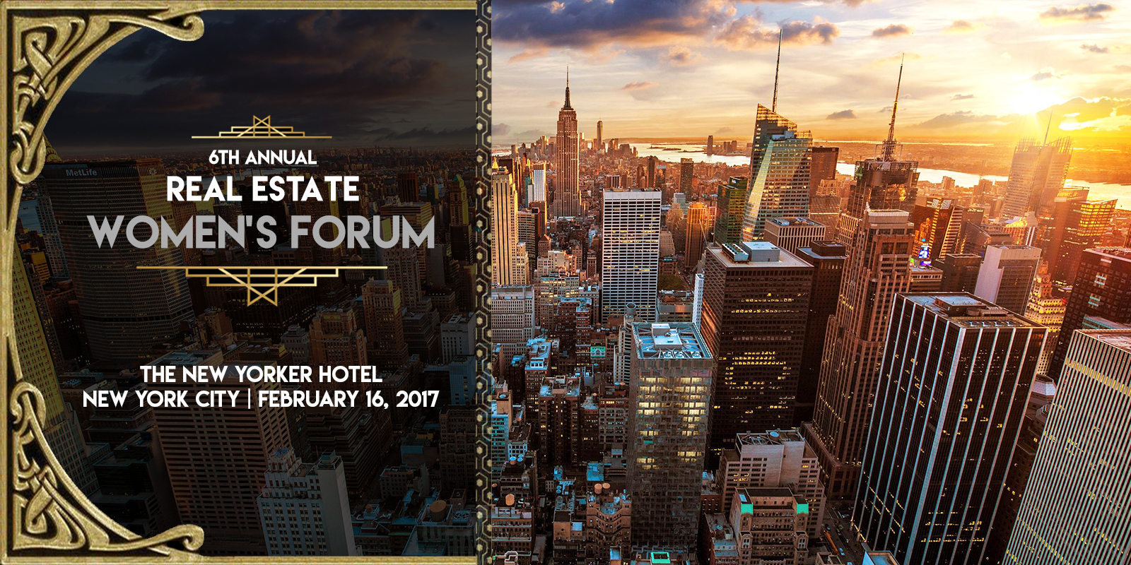 6th annual Real Estate Women's Forum